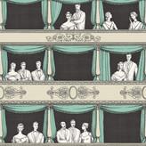 Fornasetti Teatro Wallpaper - 97/14043