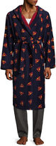 DC COMICS Long Sleeve Robe