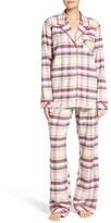 Nordstrom Women's Flannel Pajamas