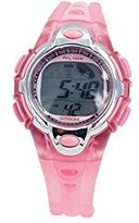 Aivtalk Kid Girls Watches Water Resistant Chronograph Digital Sports Watch For Child With Time,Date,Week,Count Digit,Chime,El-Light