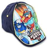 Hasbro Toddler Boys Transformers Rescue Bots Cotton Baseball Cap, Age 2-4