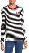 Tory Burch Women's Iberia Cashmere Pullover
