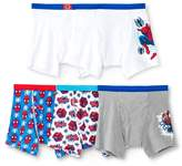 Spiderman Boys' 5pk Boxer Briefs