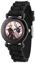 Thumbnail for your product : EWatchFactory Disney Frozen 2 Sven Boy's Black Plastic Time Teacher Watch 32mm