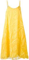 Cacharel - floral dress - women -