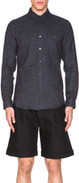Patrik Ervell Stitchless Button Down Shirt