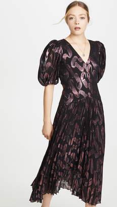 Rebecca Taylor Long Sleeve Dress