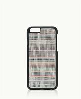 GiGi New York iPhone 6/6s Hard-Shell Case Bone Havana Leather