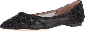 Badgley Mischka Women's Gigi Pointed Toe Flat