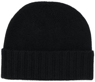 Pringle Scottish knitted beanie