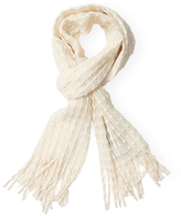 "Blumarine Long Knit Scarf, 72"" 20"""