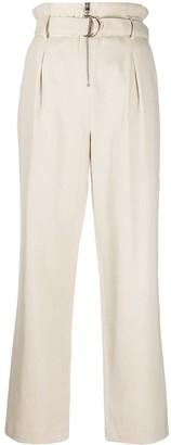 BA&SH Andrea high-waist trousers