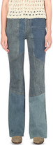 Free People Allissa flared high-rise jeans