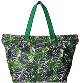 Vilebrequin Madrague Canvas Beach Bag Tote Handbags