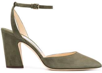 Jimmy Choo Micky 85 pointed pumps