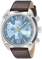 Diesel Overflow Collection DZ4340 Men's Analog Watch