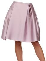 Rochas Silk Duchesse Skirt