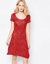 French Connection Marylin Jersey Swing Dress