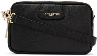 Lancaster Zip Top Cross Body Bag