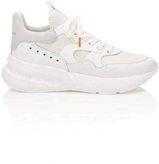 Alexander McQueen Tonal Chunky Sneakers