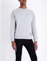 Cheap Monday Rules marl-effect cotton sweatshirt