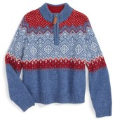 Vineyard Vines Boy's Holiday Intarsia Sweater