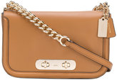 Coach Swagger satchel bag - women - Leather - One Size