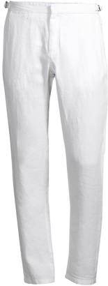 Orlebar Brown Griffon Linen Trousers