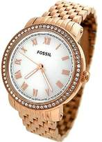Fossil Women's Emma ES3186 Rose Stainless-Steel Quartz Watch