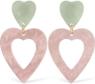 Valet Studio Georgette Pendant Earrings