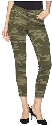 Levi's(r) Womens 711 Ankle Skinny (Black) Women's Jeans