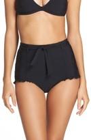 Seafolly Women's Lola Rae High Waist Bikini Bottoms