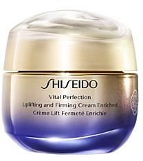 Shiseido Vital Perfection Uplifting & Firming Cream Enriched 1.7 oz.