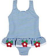 Florence Eiseman Infants' Striped Seersucker Tank Swimsuit