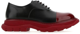 Alexander McQueen Chunky Derby Lace-Up Shoes