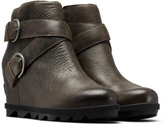 Sorel Joan of Arctic Wedge II Waterproof Buckle Boot