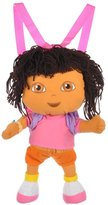"Nickelodeon Dora the Explorer ""Adventure Expert"" Plush Backpack"