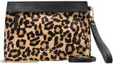 Dune London Clutch yellow