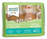 Seventh Generation Training Pants 2T-3T, 25 Count (Pack of 2) by