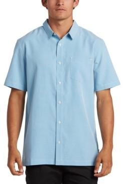 Quiksilver Men's Goff Cove Short Sleeve Shirt