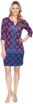 Hatley Peplum Sleeve Dress Women's Dress