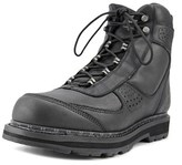 Under Armour Lindig Leather Round Toe Synthetic Combat Boot.