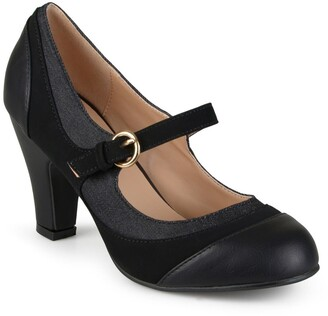 Journee Collection Siri Mary Jane Pump
