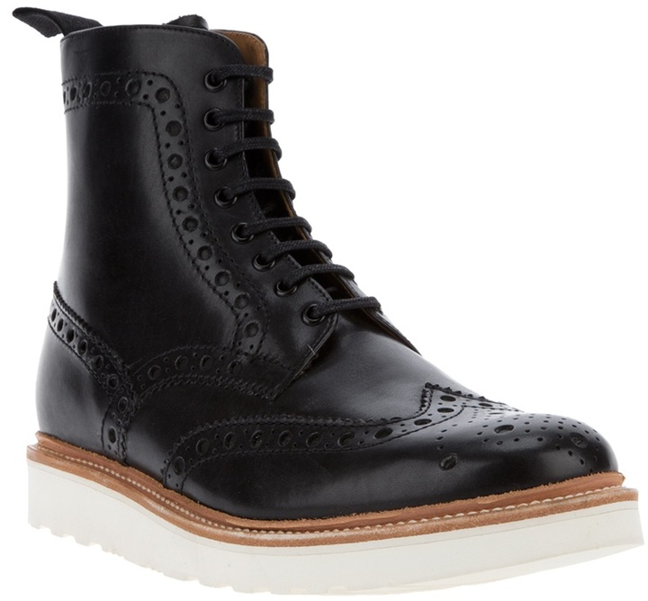 Grenson 'Fred' boot