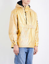 NOT APPLICABLE Tommy Hilfiger metallic shell jacket