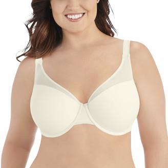 Vanity Fair Women's Breathable Luxe Full Figure Underwire Bra 76219 Bra