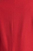 Calvin Klein Textured Wool Blend Peacoat