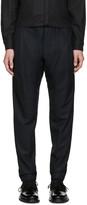 Stephan Schneider Navy Tempera Trousers