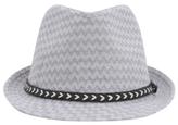 George Chevron Trilby Hat