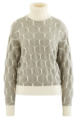 See by Chloe Honeycomb jumper